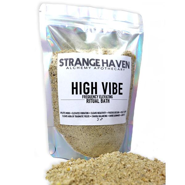 High Vibe Ritual Bath